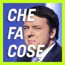 logo Matteo Renzi che fa cose
