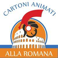 Logo Cartoni animati alla romana