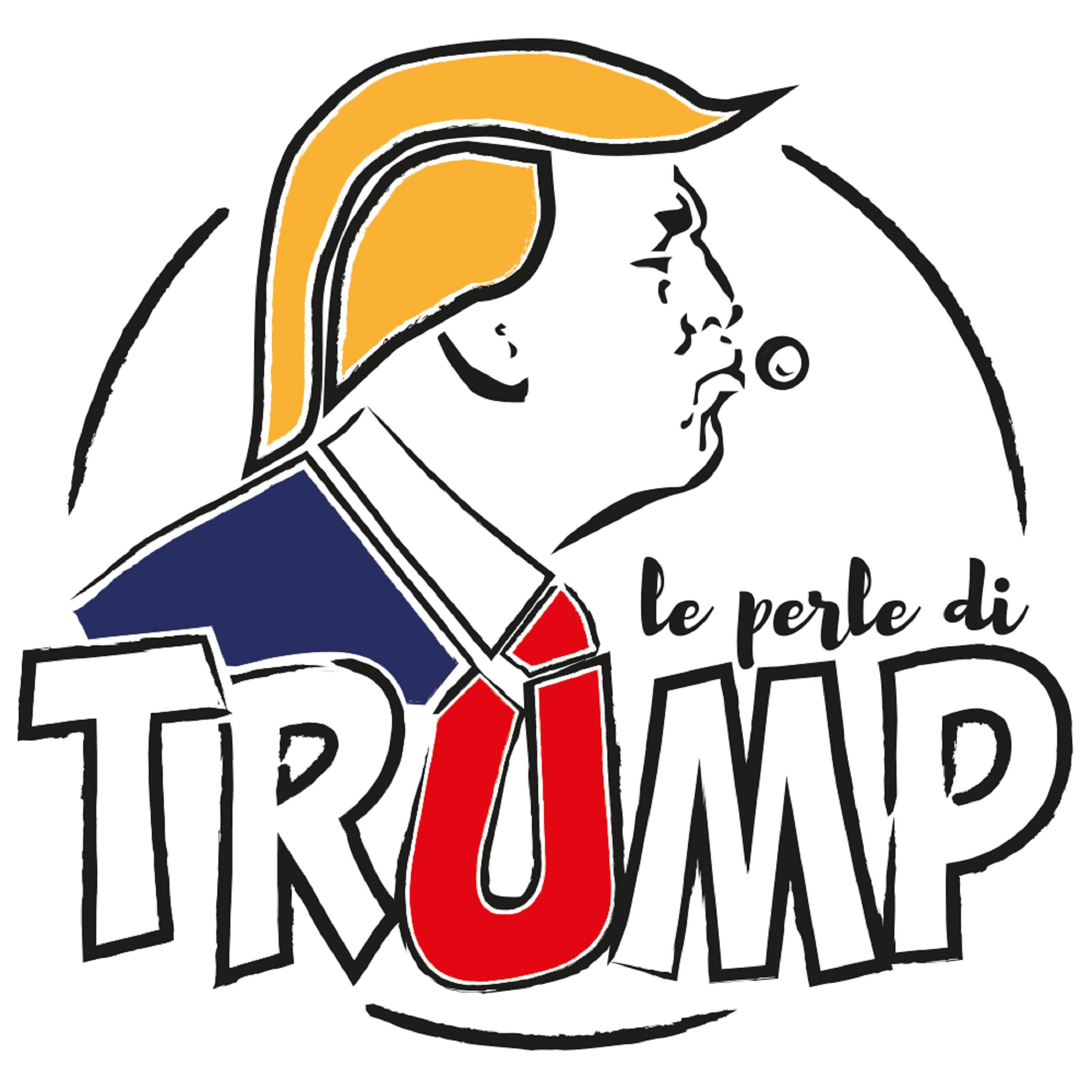 logo Le perle di Trump