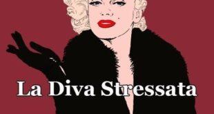 La Diva Stressata Logo