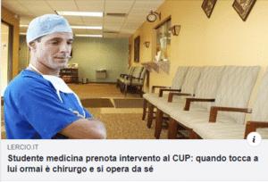lercio chirurgo