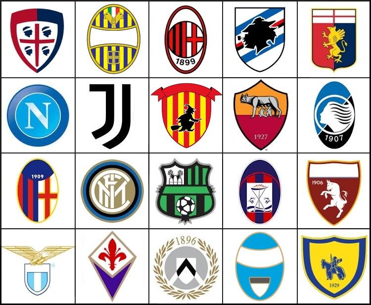 Classifica Facebook Delle Squadre Serie A Webstar League