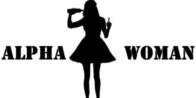 alpha woman logo