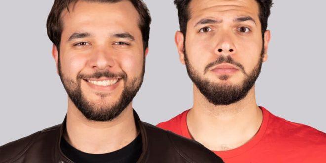 i sansoni Fabrizio e Federico