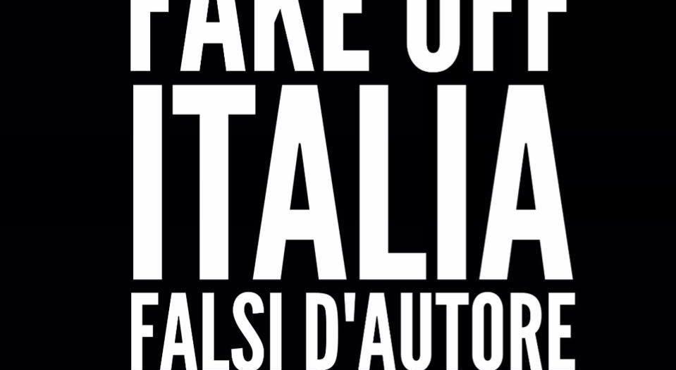 Fake Off Italia logo
